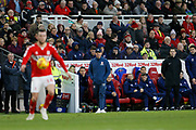 Middlesbrough ManageMiddlesbrough Manager Tony Pulis during the EFL Sky Bet Championship match between Middlesbrough and Ipswich Town at the Riverside Stadium, Middlesbrough, England on 29 December 2018.