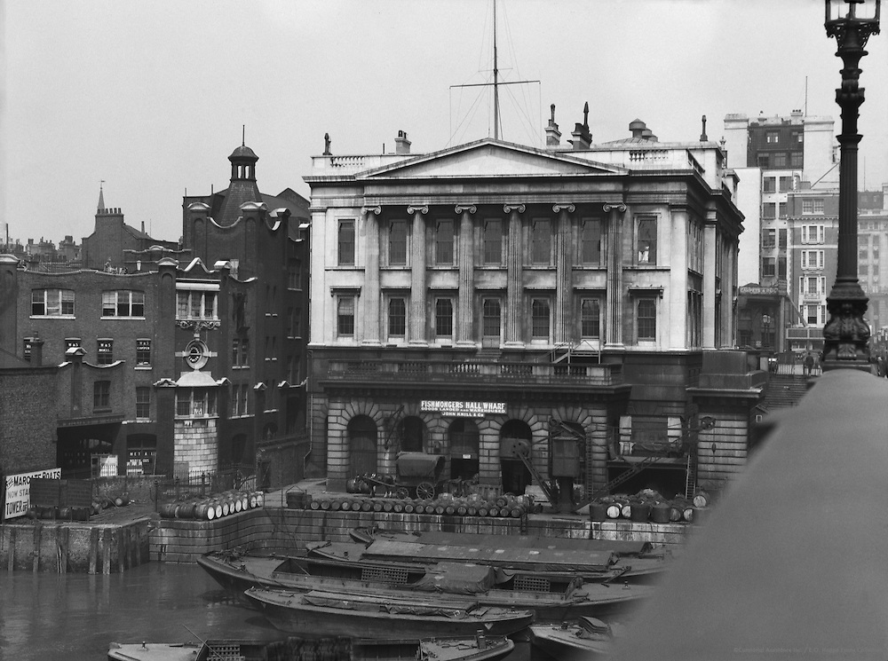 Fishmonger's Hall, London, 1929