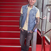 NLD/Hilversum/20140220 - Perspresentatie The Hit, Ben Saunders