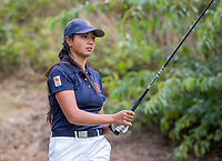 NUNSPEET  -  Carmen Gonzalez (Oranje B) , speler NGF Nationale selectie golf Nationale team,   COPYRIGHT KOEN SUYK