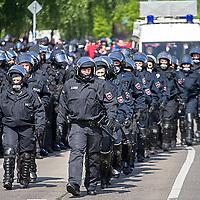 2015/05/01 Berlin | Politik | NPD-Kundgebung Berlin-Hohenschönhausen