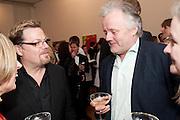 EDDIE IZZARD, Royal Academy Schools Annual dinner and Auction 2012. Royal Academy. Burlington Gdns. London. 20 March 2012.