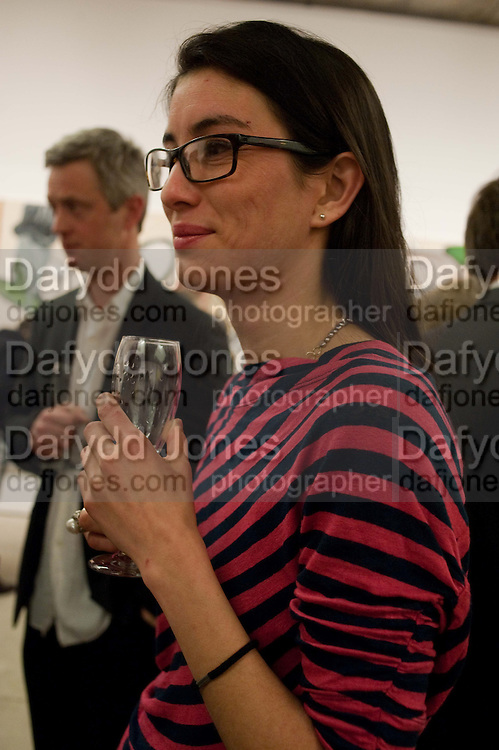 hat projects; TOM GRIEVE; HANA LOFTUS, Opening reception of the Jerwood Gallery. The Stade, Hastings. 16 March 2012.