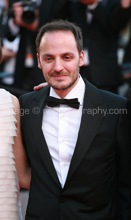 Fabrizio Rongione at the Two Days, One Night (Deux Jours, Une Nuit) gala screening red carpet at the 67th Cannes Film Festival France. Tuesday 20th May 2014 in Cannes Film Festival, France.