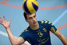 20150110 NED: Kootfin Taurus - Landstede Volleybal, Houten