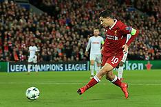 Liverpool v Spartak Moscow - 06 December 2017