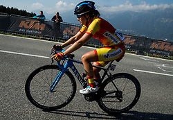 GONZALEZ BLANCO Alicia of Spain during the Women's Elite Road Race a 156.2km race from Kufstein to Innsbruck 582m at the 91st UCI Road World Championships 2018 / RR / RWC / on September 29, 2018 in Innsbruck, Austria. Photo by Vid Ponikvar / Sportida