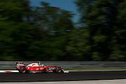 July 21-24, 2016 - Hungarian GP, Kimi Raikkonen (FIN), Ferrari