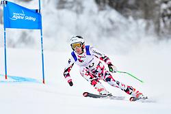 Downhill, PAJANTSCHITSCH Nico, LW6/8-2, AUT at the WPAS_2019 Alpine Skiing World Championships, Kranjska Gora, Slovenia