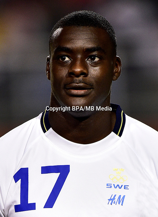 Fifa Men´s Tournament - Olympic Games Rio 2016 - <br /> Sweden National Team - <br /> Ken Sema