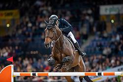 Meech Daniel, NZL, Fine<br /> Stuttgart - German Masters 2018<br /> © Hippo Foto - Stefan Lafrentz