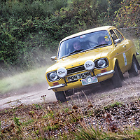 Car 140 Colin Martin/Anji Martin