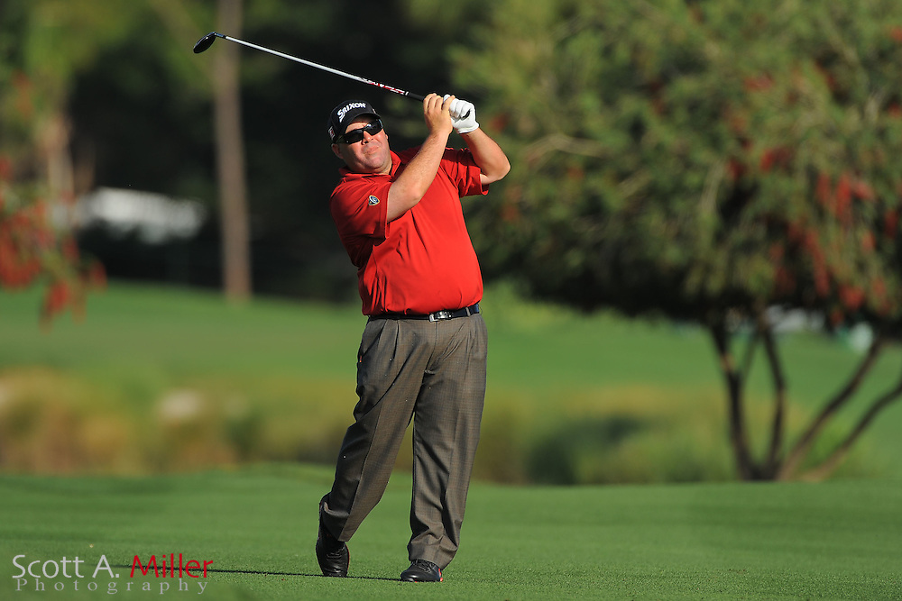 Kevin Stadler during the second round of the Honda Classic at PGA National on March 2, 2012 in Palm Beach Gardens, Fla. ..©2012 Scott A. Miller.