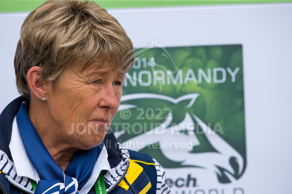 Kyra Kirkland, FIN - Grand Prix Special Dressage - Alltech FEI World Equestrian Games&trade; 2014 - Normandy, France.<br /> &copy; Hippo Foto Team - Leanjo de Koster<br /> 25/06/14