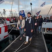 Départ du Vendée-Globe 2016