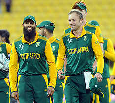 Wellington-Cricket, CWC, South Africa v United Arab Emirates