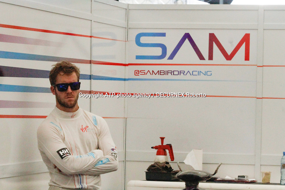 Sam Bird, (GBR), Virgin Racing<br /> Buenos Aires; January 10th 2015, E-Prix, Formula E, <br /> fee liable image, copyright@ ATP Decurnex Roberto