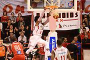 DESCRIZIONE : Pistoia Lega serie A 2013/14  Giorgio Tesi Group Pistoia Pesaro<br /> GIOCATORE : daniel edward<br /> CATEGORIA : controcampo schiacciata<br /> SQUADRA : Giorgio Tesi Group Pistoia<br /> EVENTO : Campionato Lega Serie A 2013-2014<br /> GARA : Giorgio Tesi Group Pistoia Pesaro Basket<br /> DATA : 24/11/2013<br /> SPORT : Pallacanestro<br /> AUTORE : Agenzia Ciamillo-Castoria/M.Greco<br /> Galleria : Lega Seria A 2013-2014<br /> Fotonotizia : Pistoia  Lega serie A 2013/14 Giorgio  Tesi Group Pistoia Pesaro Basket<br /> Predefinita :