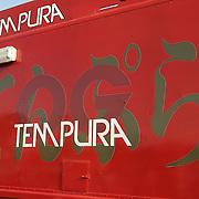 1st Annual Los Angeles Guitar Festival, July 2011.  OG Tempura food truck.