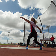 03/24/2018 - Women's Track & Field - Aztec Invitational Day 3