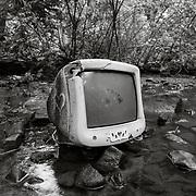 Disney TV, West Branch Housatonic River, Pittsfield, MA