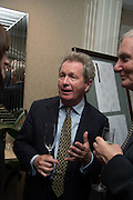 ROBIN SIMON; ANDREW LYCETT, An evening of entertainment at St James Court in support of the redevelopment of St Fagans National History Museum. In the spirit of the court of Llywelyn the Great . St. James Court Hotel. London. 17 September 2015<br />  <br /> Noson o adloniant yn St James Court i gefnogi ail-ddatblygiad Sain Ffagan Amgueddfa Werin Cymru