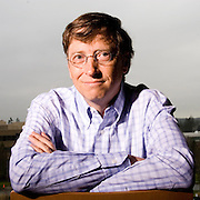 Bill Gates - Chairman of Microsoft Bill Gates, Chairman of Microsoft.  Photographed in Microsoft offices.
