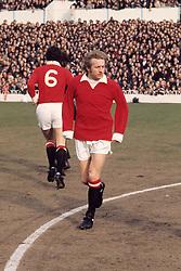 Denis Law, Manchester United.