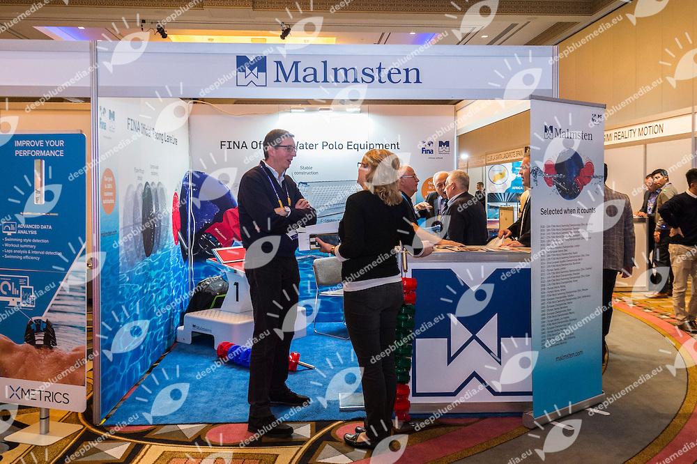 Malmsten<br /> FINA 4th World Aquatics Convention<br /> Exibition Windsor  Dec. 3rd, 2016<br /> Caesar's Casino - Windsor Ontario Canada CAN <br /> 20161203 Caesar's Casino - Windsor Ontario Canada CAN <br /> Photo &copy; Giorgio Scala/Deepbluemedia/Insidefoto