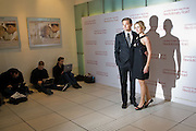 PHOTO TECHNICIANS: LEONARDO DICAPRIO; KATE WINSLET, The European Film Premiere of 'Revolutionary Road' at the Odeon Leicester Square. London.18 January  2009 *** Local Caption *** -DO NOT ARCHIVE -Copyright Photograph by Dafydd Jones. 248 Clapham Rd. London SW9 0PZ. Tel 0207 820 0771. www.dafjones.com<br /> PHOTO TECHNICIANS: LEONARDO DICAPRIO; KATE WINSLET, The European Film Premiere of 'Revolutionary Road' at the Odeon Leicester Square. London.18 January  2009