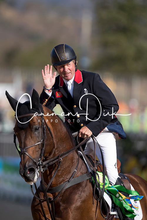 Skelton Nick, GBR, Big Star<br /> Olympic Games Rio 2016<br /> © Hippo Foto - Dirk Caremans<br /> 19/08/16