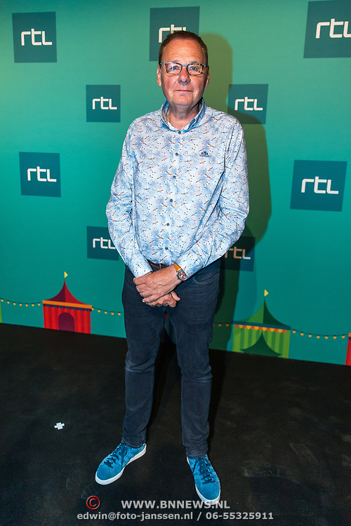NLD/Halfweg20190829 - Seizoenspresentatie RTL 2019 / 2020, Jan de Hoop