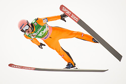 Manuel Fettner (AUT) during Ski Flying Hill Men's Individual Competition at Day 4 of FIS Ski Jumping World Cup Final 2017, on March 26, 2017 in Planica, Slovenia.Photo by Ziga Zupan / Sportida