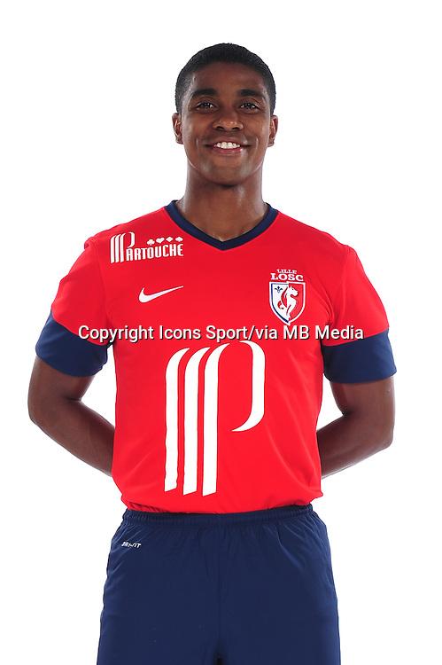 Franck BERIA - 10.09.2013 - Photo officielle - Lille - Ligue 1 <br /> Photo :  Icon Sport