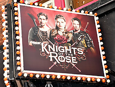 5 JULY 2018 Knights Of The Rose Press Night
