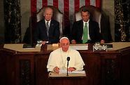 Pope Francis in Washington, DC