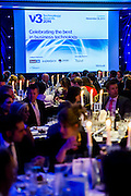 Incisive V3 Awards, Mayfair Hotel, London 28 Nov 2014. Guy Bell, 07771 786236, guy@gbphotos.com