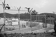 04 April 2016, Lesvos, Greece -