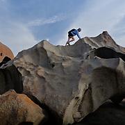 Remarkable rocks, Flinders Chase, Kangaroo Island.