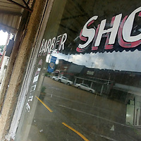 A former barber shop is among the four vacant buildings alongside Young Avenue Nettleton city leaders would like to purchase and renovate as part of a downtown revitalization project. The board of aldermen approved to purchase a grant last week for the potential project.
