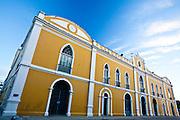 Recife_PE, Brasil..O Paco Alfandega em Recife, Pernambuco...The Paco Alfandega in Recife, Pernambuco...Foto: JOAO MARCOS ROSA / NITRO