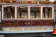 Restored Cable Car 1 | December 3, 2014