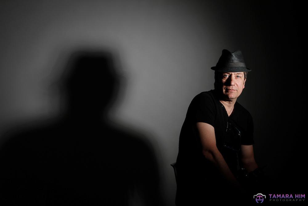 Studio Portrait Photography. Madrid. ©Tamara Him.