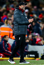 Liverpool manager Jurgen Klopp - Mandatory by-line: Robbie Stephenson/JMP - 30/10/2019 - FOOTBALL - Anfield - Liverpool, England - Liverpool v Arsenal - Carabao Cup