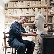 Sculpturer, Art Workers Guild 125 years publication