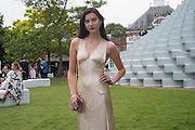 Matilda Lowther, 2016 SERPENTINE SUMMER FUNDRAISER PARTY CO-HOSTED BY TOMMY HILFIGER. Serpentine Pavilion, Designed by Bjarke Ingels (BIG), Kensington Gardens. London. 6 July 2016