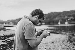 Rogan Thomson,  - Ryan Hiscott/JMP - 22/06/19 - STOCK - JMP Scotland Holiday - Scotland - JMP Scotland Holiday