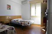 motel room Spain