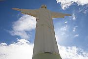 Conselheiro Lafaiete_MG, Brasil.<br /> <br /> Cristo Redentor em Conselheiro Lafaiete, Minas Gerais.<br /> <br /> Christ Redeemer in Conselheiro Lafaiete, Minas Gerais.<br /> <br /> Foto: LEO LARA / NITRO IMAGENS