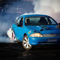 13 - Cherie Bognar - LONGNAME - 1999 Ford AU Falcon - Blue - 4.0L 6 cylinder